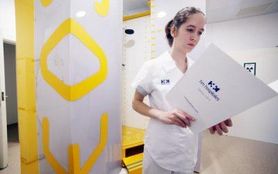 El escáner vertical  llega a España
