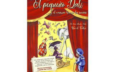 """Sorteo de 8 entradas para el estreno """"El pequeño Dalí y el camino hacia los sueños"""""""