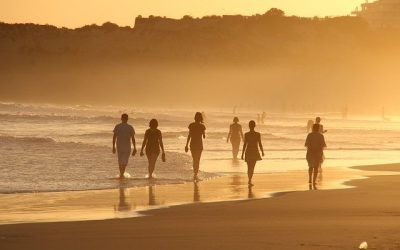 Consejos para ir a la playa en la Fase 2