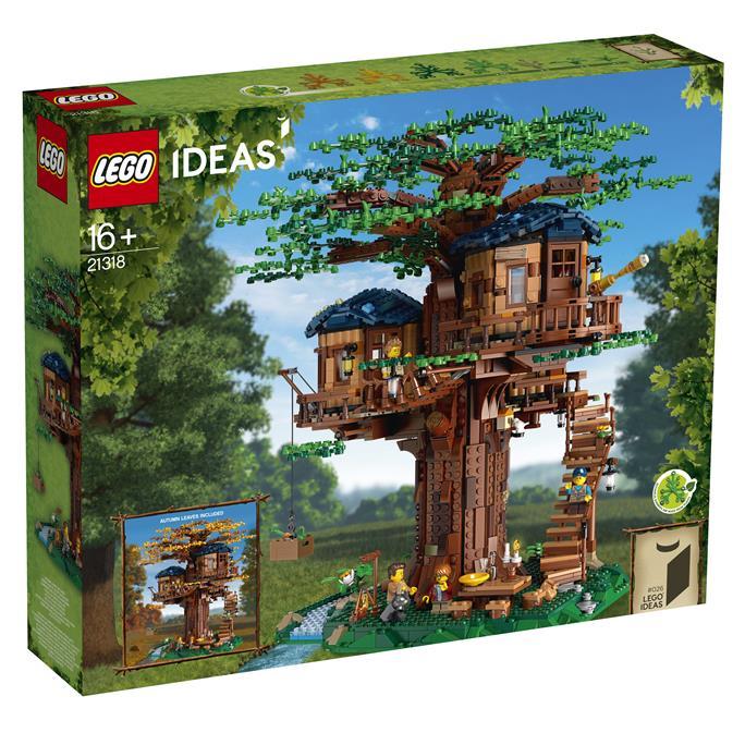 mejores juguetes 2020 CONTRUCCION_CASA_ARBOL_LEGO