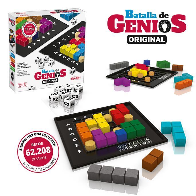 JUEGOS_BATALLA_GENIOS_LUDILO mejores  juguetes 2020